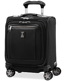 """Travelpro Platinum Elite 16"""" Carry-On USB Spinner Tote"""