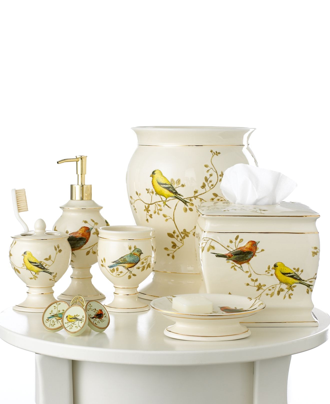 bathroom accessories and sets - macy's