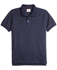 Brooks Brothers Men's Embroidered Anchor Polo