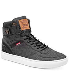 Levi's® Men's Jefrey Hi-Top 501 SB Sneakers