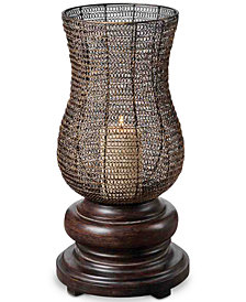 Uttermost Rickma Distressed Candleholder