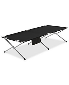 Eureka XL Camping Cot from Eastern Mountain Sports