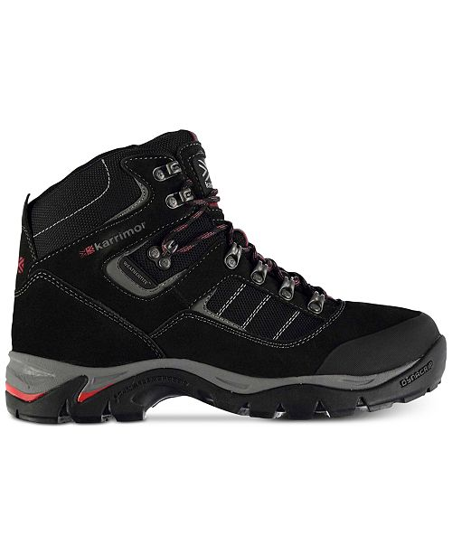 Karrimor Men's Ksb 200 Waterproof Mid Hiking Boots from Eastern Mountain Sports wUzAl5