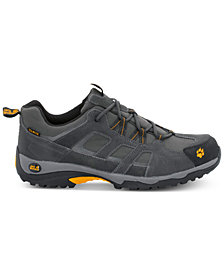 Jack Wolfskin Men's Vojo Low Texapore Hiking Shoes, Burly Yellow from Eastern Mountain Sports
