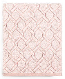 Hotel Collection Ultimate MicroCotton Sculpted Fashion Hand Towel, Created for Macy's
