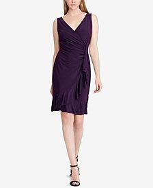 American Living Ruffled Sleeveless Dress