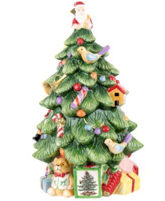 Prestige Christmas Tree Cookie Jar
