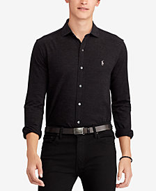 Polo Ralph Lauren Men's Custom Slim Fit Cotton Shirt