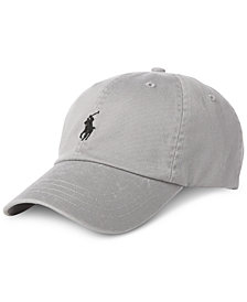 Polo Ralph Lauren Men's Cotton Chino Baseball Cap