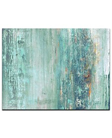 "'Abstract Spa' Oversized 30"" x 40"" Canvas Art Print"
