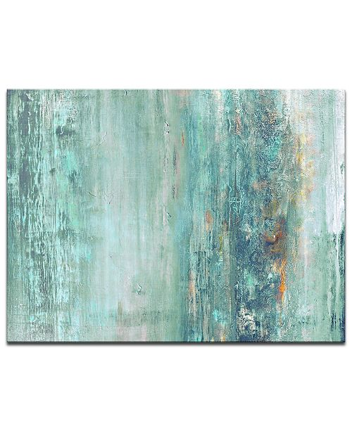 "Ready2HangArt 'Abstract Spa' Oversized 30"" x 40"" Canvas Art Print"