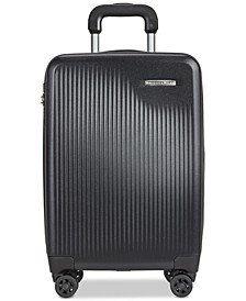 "Sympatico 19"" International Hardside Carry-On Spinner"