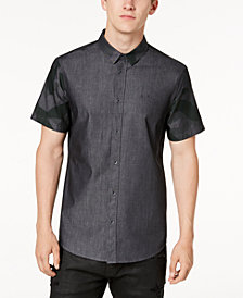 A|X Armani Exchange Men's Slim Fit Shirt