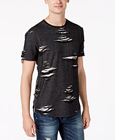 GUESS Men's Basement Graphic T-Shirt