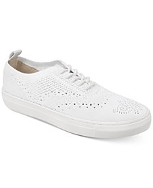 Seven Dials Dionne Perforated Lace-Up Fashion Sneakers