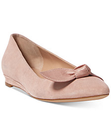 Lauren Ralph Lauren Amarinda Pointed-Toe Flats