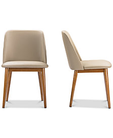 Iltani Dining Chair (Set of 2), Quick Ship