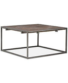 Avery Square Coffee Table, Quick Ship
