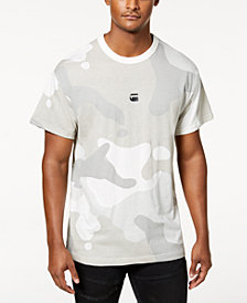 G-Star RAW Men's Camo T-Shirt