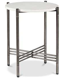 Colter Side Table, Quick Ship