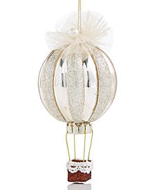 Holiday Lane Hot Air Balloon Ornament, Created for Macy's