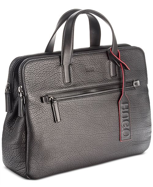 a7a2a127abf6 Hugo Boss Men s Victorian Double Document Case - All Accessories ...