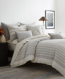 ED Ellen Degeneres Claremont Grey Full/Queen Duvet Cover