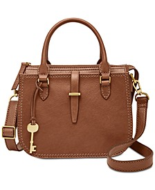 Ryder Mini Leather Satchel