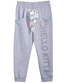 Hello Kitty Toddler Girls Jogger Pants