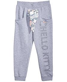 Hello Kitty Toddler Girls Jogger Pants