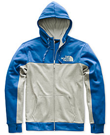 The North Face Men's Surgent Colorblocked Full-Zip Hoodie