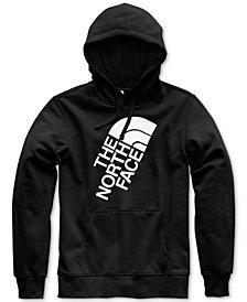 The North Face Men's Fleece Jumbo Half Dome Logo Graphic Hoodie