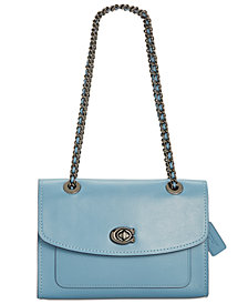 COACH Parker Small Shoulder Bag