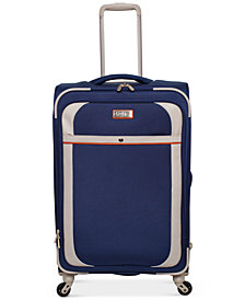 "Jessica Simpson Monterey 25"" Softside Expandable Spinner Suitcase"