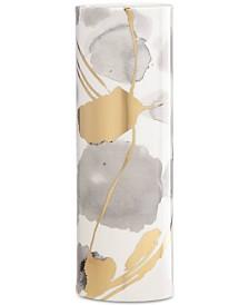 """Lenox Brushstrokes 9"""" Porcelain Vase"""