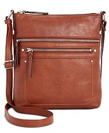 I.N.C. Riverton Small Crossbody, Created for Macy's