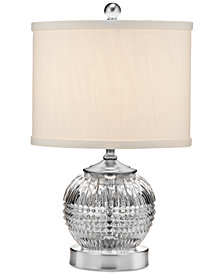 "Waterford Lismore Diamond 15"" Mini Accent Lamp"