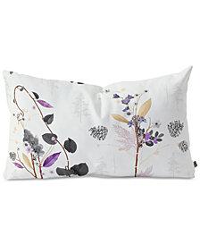 Deny Designs Iveta Abolina Woodland Dream Oblong Throw Pillow