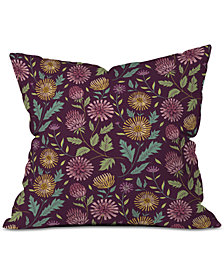Deny Designs Pimlada Phuapradit Anthea II Throw Pillow