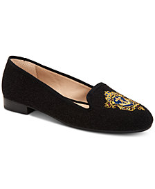 Charter Club Femmie Smoking Flats, Created for Macy's