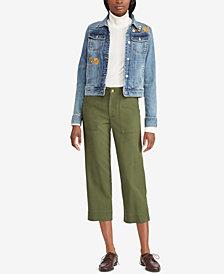 Lauren Ralph Lauren Petite Lightweight Pants