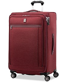 "Platinum Elite 29"" Softside Spinner Suitcase"