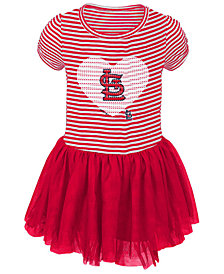 Outerstuff St. Louis Cardinals Celebration Tutu Dress, Toddler Girls (2T-4T)