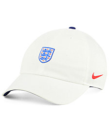Nike England National Team Core Strapback Cap
