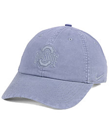 Nike Ohio State Buckeyes Pigment Dye Easy Adjustable Cap