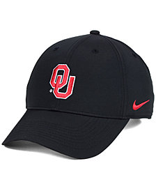 Nike Oklahoma Sooners Dri-FIT Adjustable Cap
