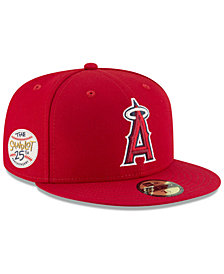 New Era Los Angeles Angels Sandlot Patch 59Fifty Fitted Cap