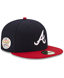 New Era Atlanta Braves Sandlot Patch 59Fifty Fitted Cap