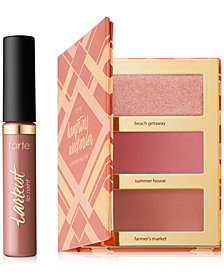 Tarte 2-Pc. Weekend Besties Color Set, Created for Macy's, A $43 Value!