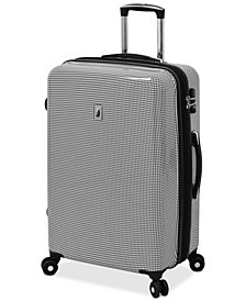 "London Fog Cambridge 25"" Hardside Spinner Suitcase"